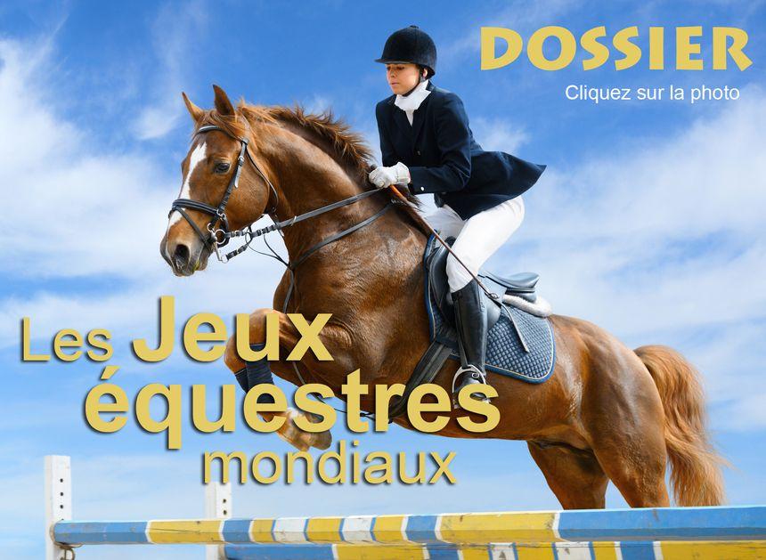 DOSSIER | Les Jeux équestres mondiaux | infographie