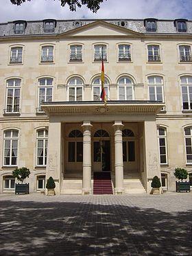 Hôtel de Beauharnais - Paris