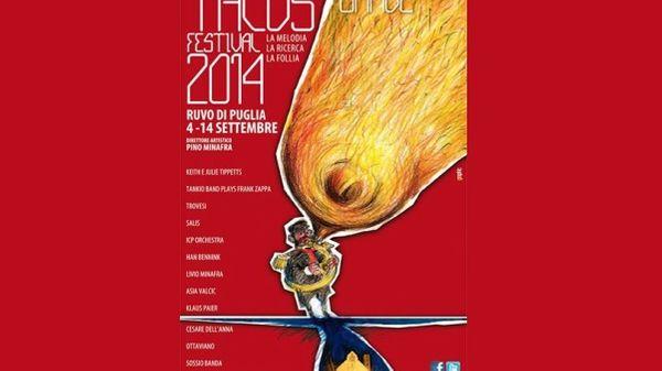 Jazz Trotter : Talos Festival en Italie
