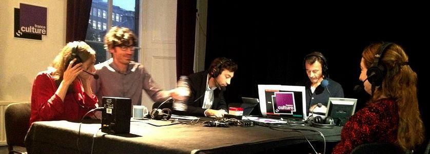 Les Matins en direct de l'Institut français d'Edimbourg en Ecosse à l'occasion du référendum d'indépendance