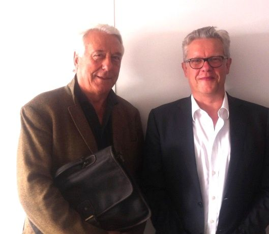 Michel Winock et Loïc Blondiaux