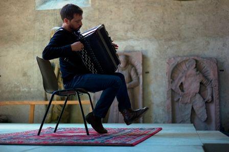 Jonas Kocher au festival Météo par Sébastien Bozon