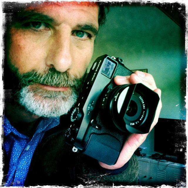 Eric Bouvet, Reporter Photographe