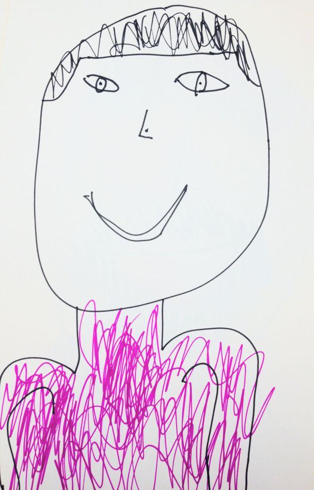 L'autoportrait de Quentin