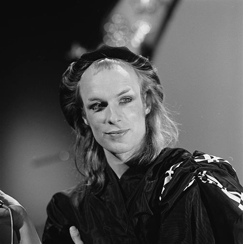 L'album de minuit - Brian Eno (1974)