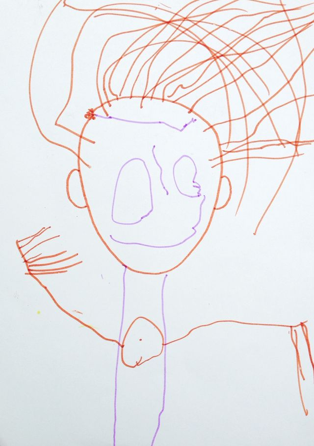 Autoportrait de Jean