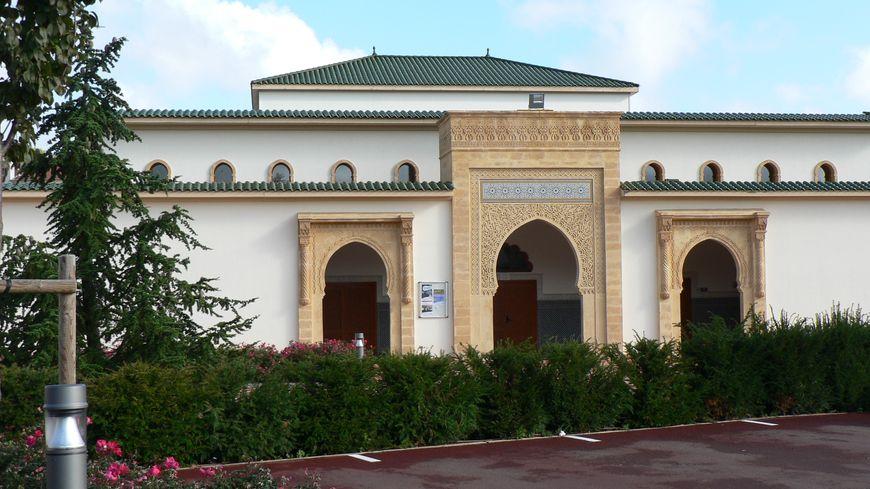 La mosquée Mohamed VI de Saint-Etienne