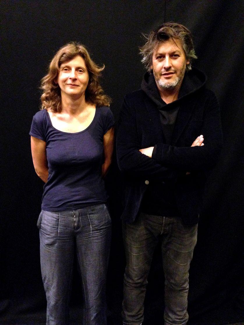 Olivia Rosenthal et Christophe Honoré