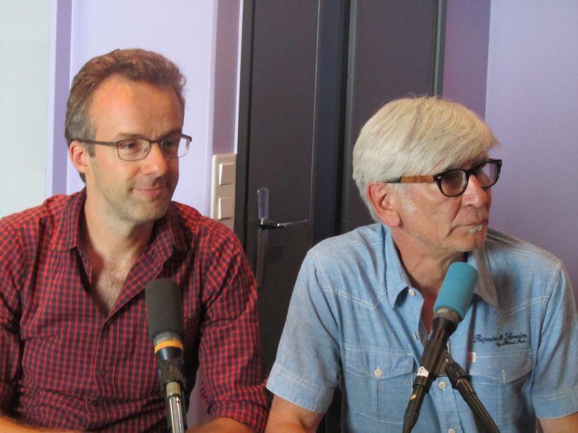 Johann de Moor et Gilles Dal