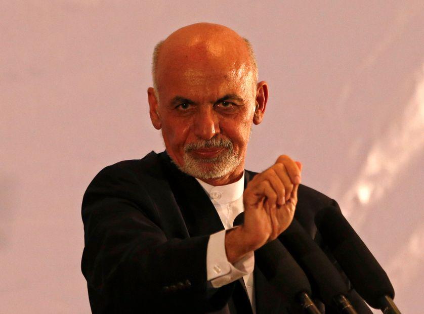 Ashraf Ghani, le nouveau président de l'Afghanistan