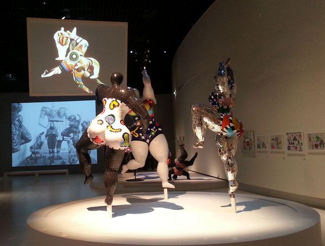 Exposition Niki de Saint Phalle - Grand Palais