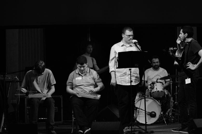 Collectif Astéréotypie, Le Groupe Joue / Concert Mairie de Paris - 19 juin 2014