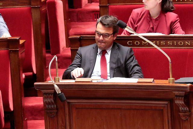Les députés socialistes sont surpris par l'affaire Thévenoud