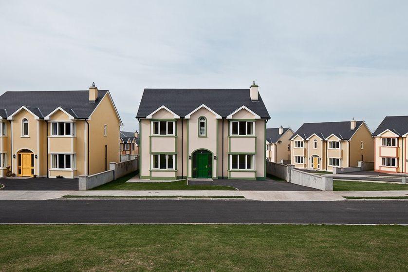 Valérie Anex - Ghost Estates Ireland