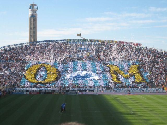 Stade du vélodrome de Marseille