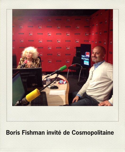 Pola - Fanny - Cosmo - 14.09.2014