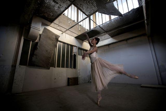 """Tirée de """"Let's dance"""" la collection documentaire réalisée par Olivier Lemaire et Florence Platarets"""