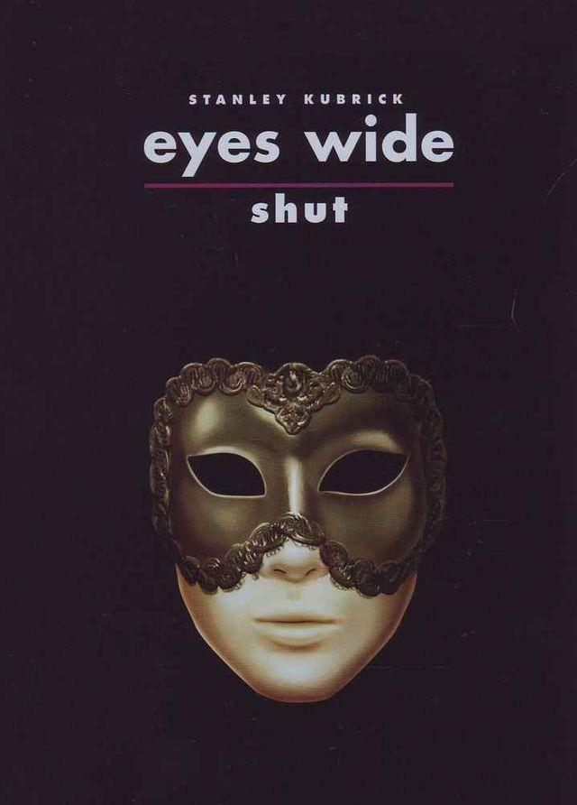 Eyes White shut