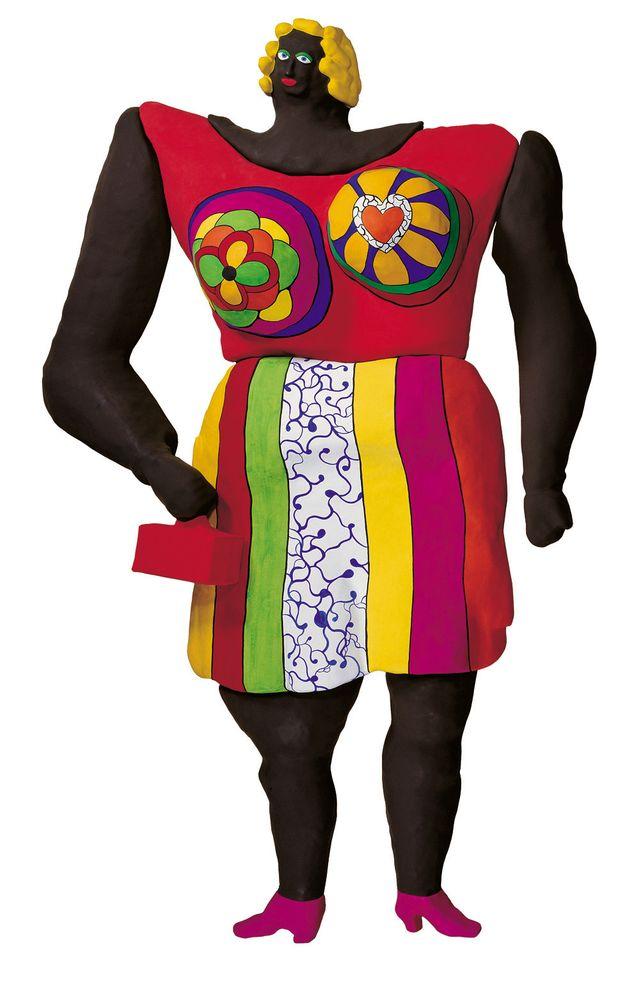 Dolores_Niki de Saint Phalle