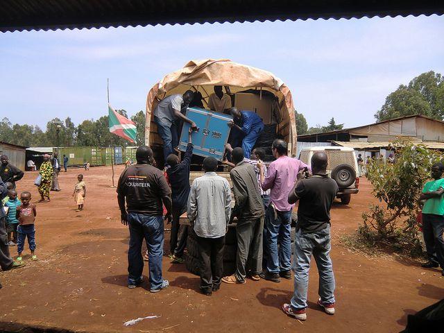 Ideas box au Burundi