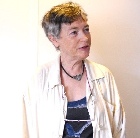 Geneviève Delaisi de Parseval