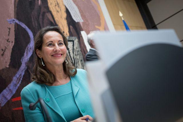 Ségolène Royal a défendu son texte à l'Assemblée nationale