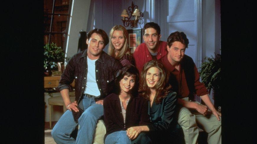 Les débuts de Friends
