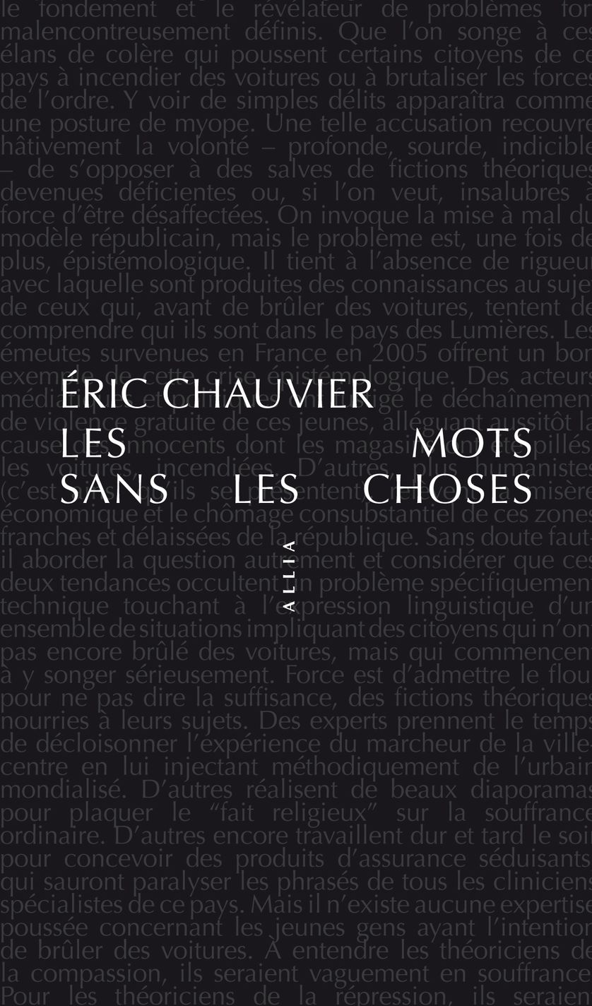 chauvier