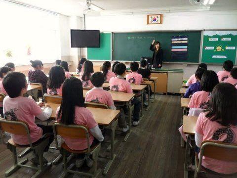Education en Corée du Sud