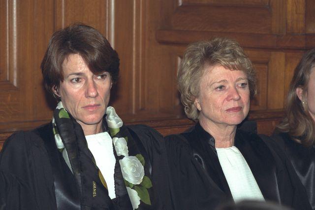 Eva Joly, 12 janvier 2001