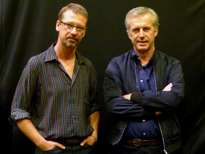 Jean-Charles Hue et Bruno Dumont