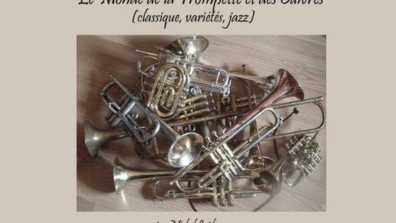 Photo - montage couv Le Monde de la trompette et des cuivres