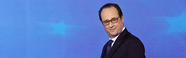 François Hollande organise sa quatrième conférence de presse de président