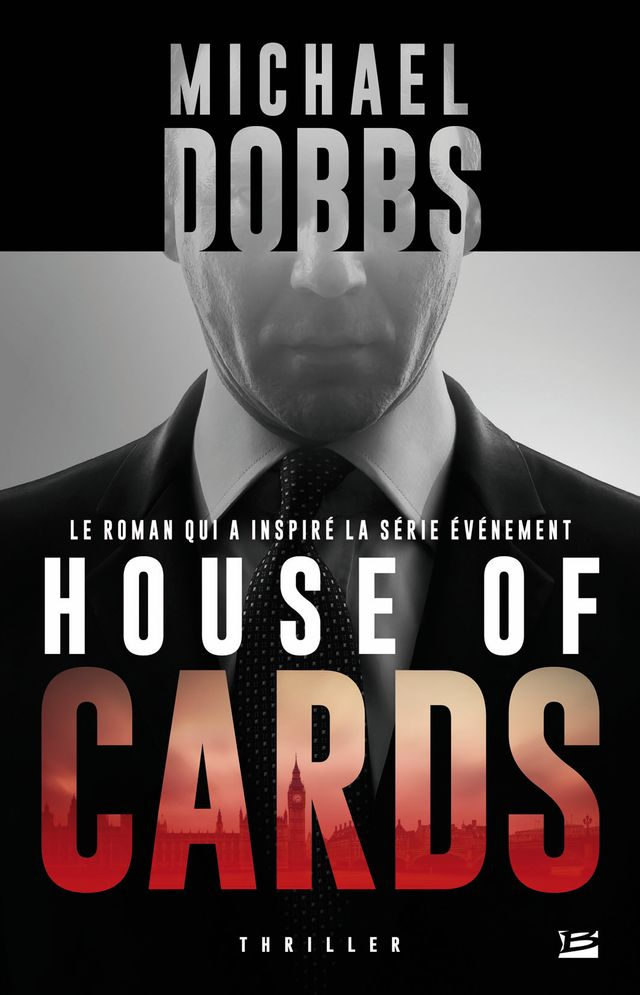 Livre House of cards