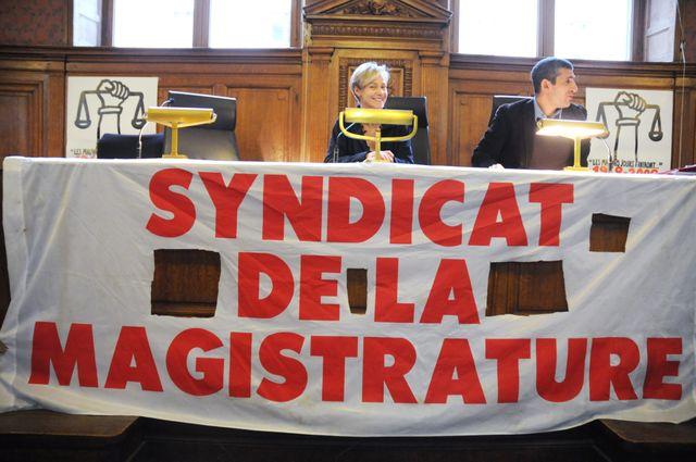 congrès du Syndicat de la Magistrature