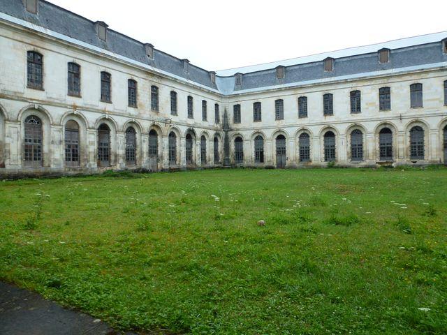 L'ancien cloître servait de prison jusqu'en 1970