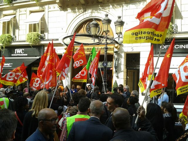 Un temps de Pauchon - So, so, so, solidarité !