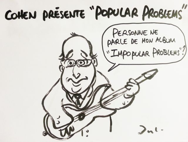 Jul Impopular problems