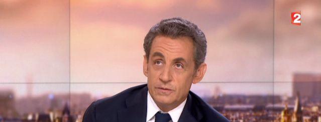 Discours très national pour Nicolas Sarkozy