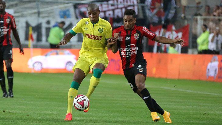 L'OGC Nice chute à Nantes