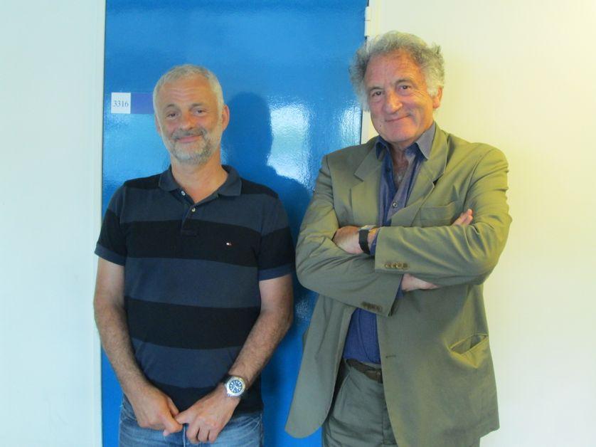 Cyrille Canetti et René Frydman