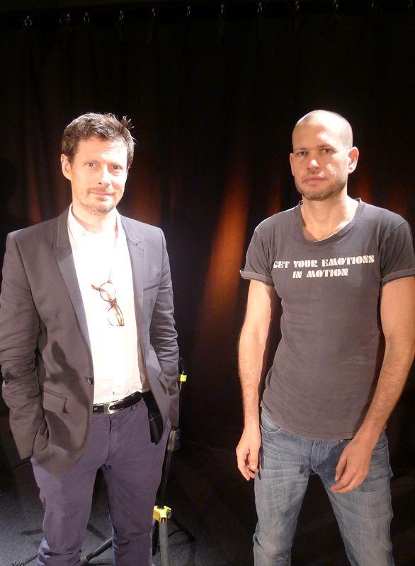 Yves Jeuland et Nadav Lapid