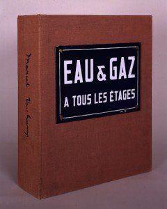 Marcel Duchamp - Eau et Gaz à tous les étages