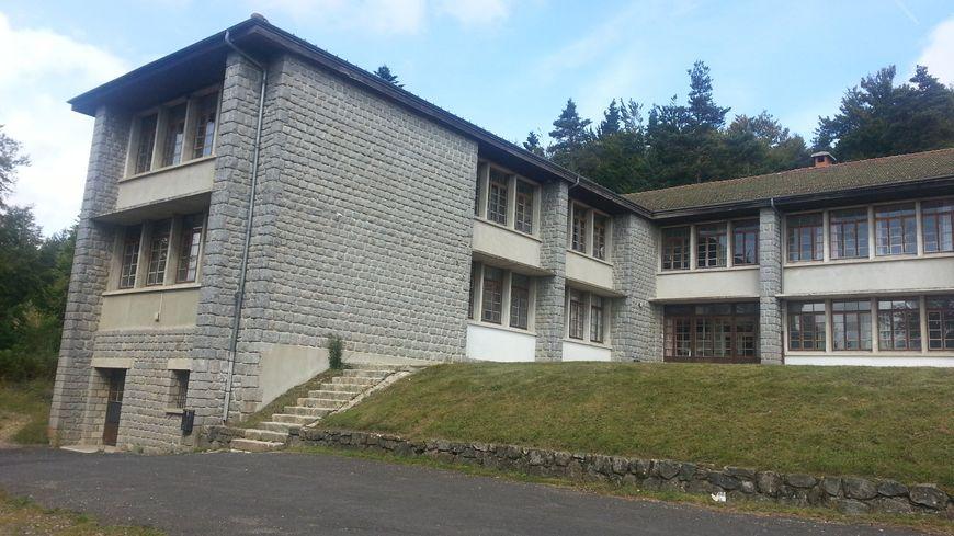 Le collège-lycée international Cévenol du Chambon-sur-Lignon, en Haute-Loire