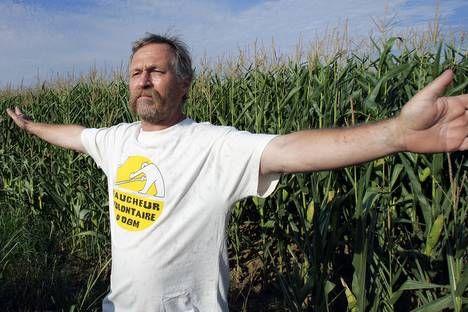 José Bové OGM 2
