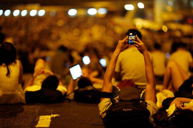 Mobilisation massive à Hong Kong contre le pouvoir chinois