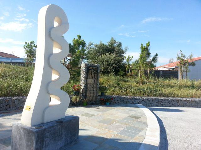 Mémorial en hommage aux victimes de la Faute