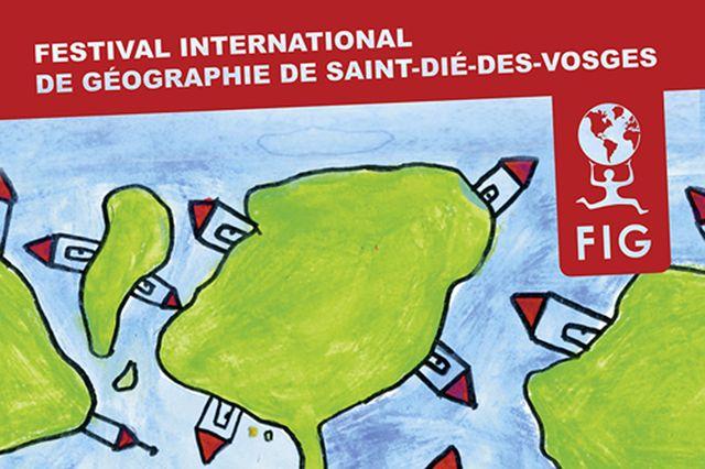 """""""Habiter la Terre"""" au 25e Festival de géographie de Saint-Dié"""