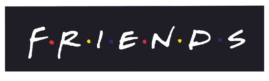 Logo de Friends
