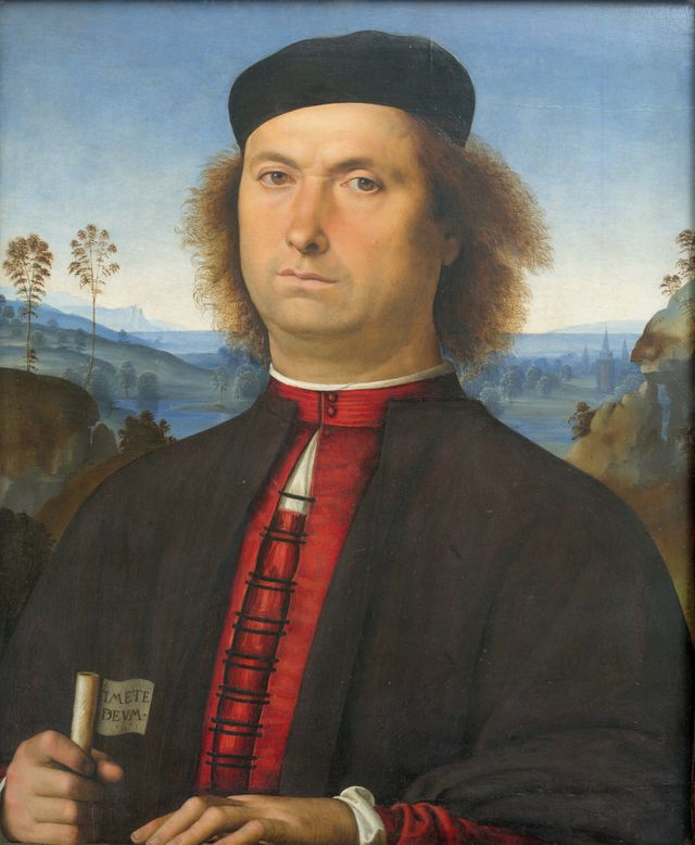 Portrait de Francesco delle Opere -  Florence, Galerie des Offices